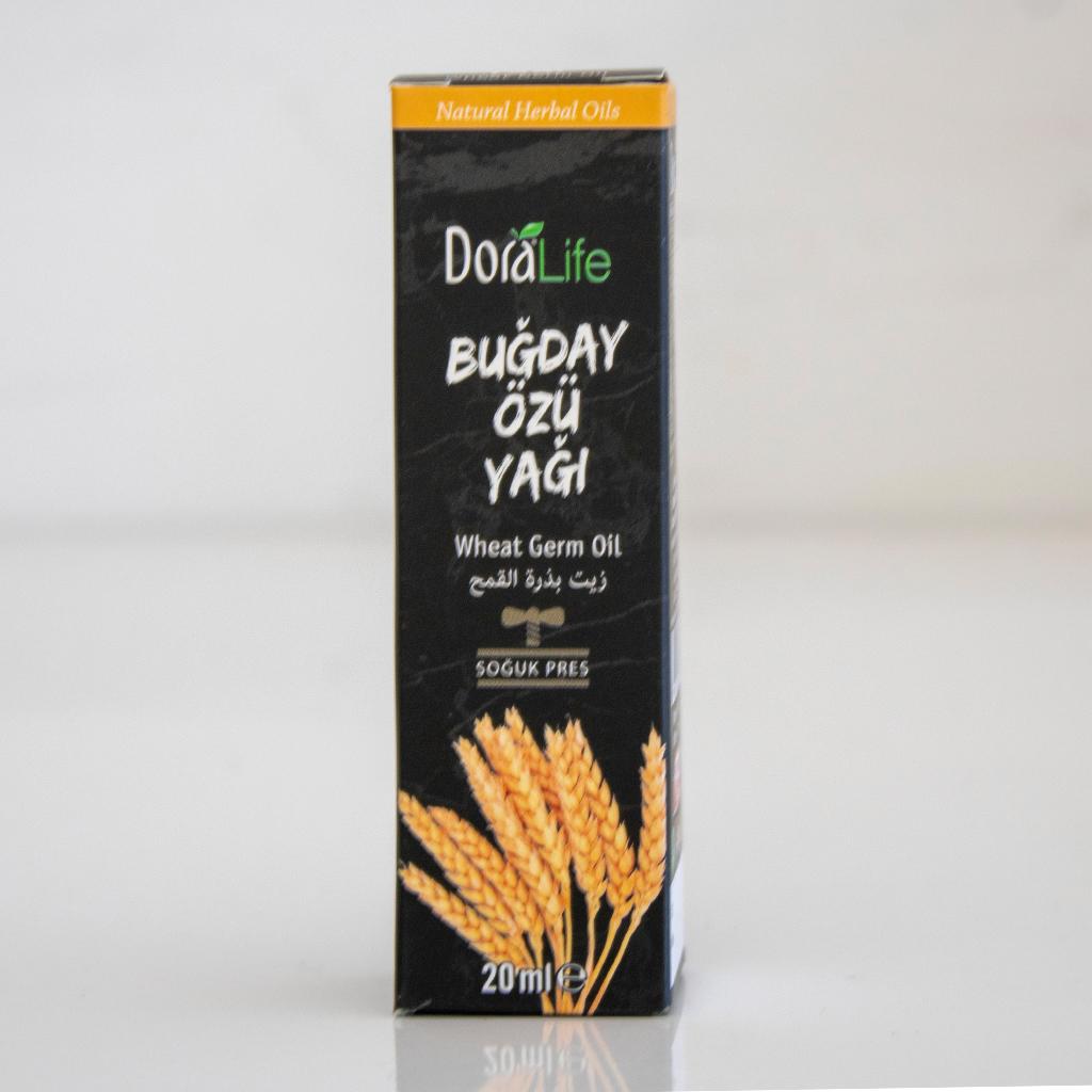 Buğday Özü Yağı (20 ml)